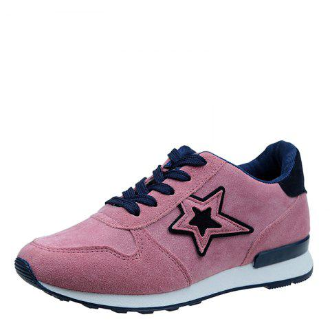 Fancy Spring and Autumn New Flat Lightweight Casual Shoes