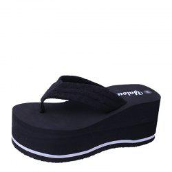 Ms Comfortable Leisure Joker Beach Slippers -