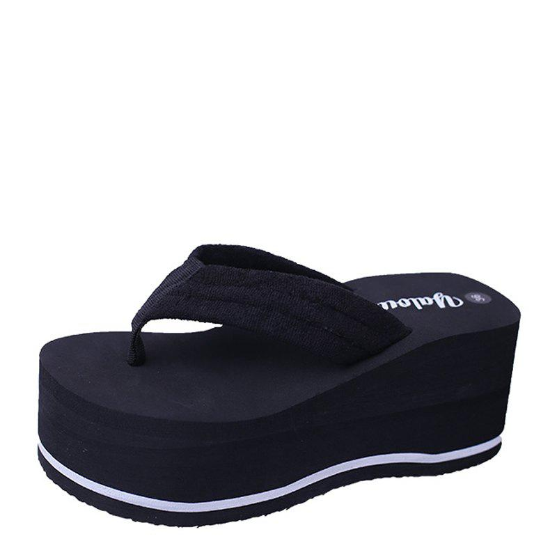 Ms Comfortable Leisure Joker Beach Slippers