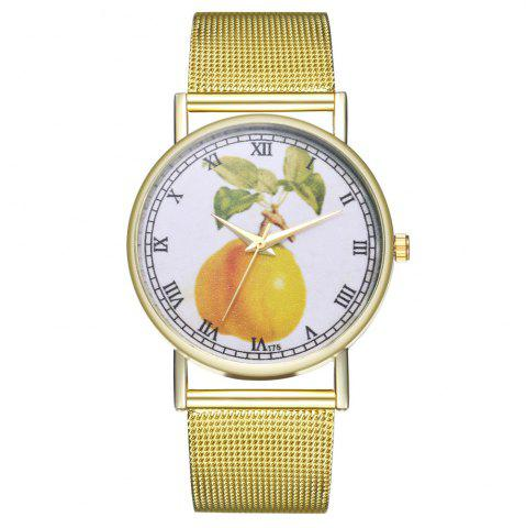 Outfit ZhouLianFa T75 Trendy High-End Atmospheric Sydney Pattern Quartz Watch