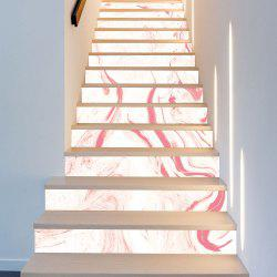Marble Texture Personality Creative Decoration Stairs Sticker -