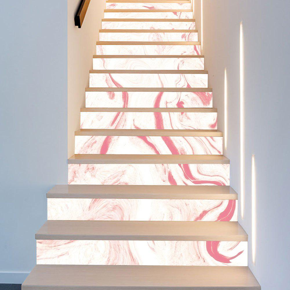 Sale Marble Texture Personality Creative Decoration Stairs Sticker