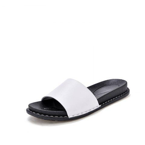Fancy New Women Classic Color Comfortable Casual Wild Slippers
