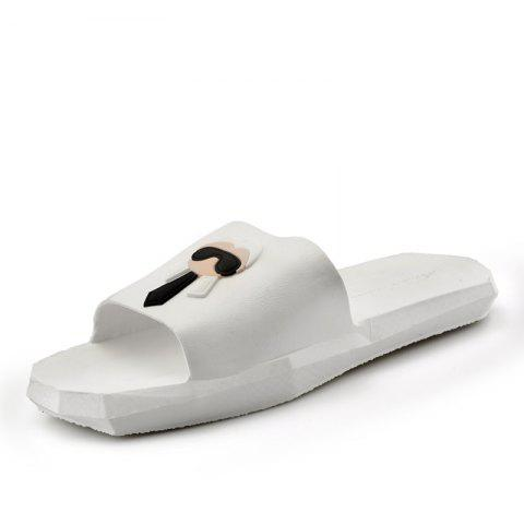 Online New Men Comfortable All-Match Flip-Flops
