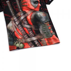Movie Character 3D Print T-shirt -