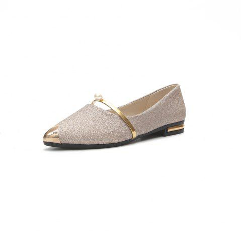 Affordable Flat Breathable Pedal Shoes Ladies Shoes