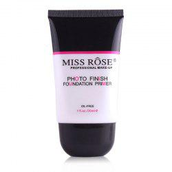 MISS ROSE Professional Makeup Foundation Primer для женщин -