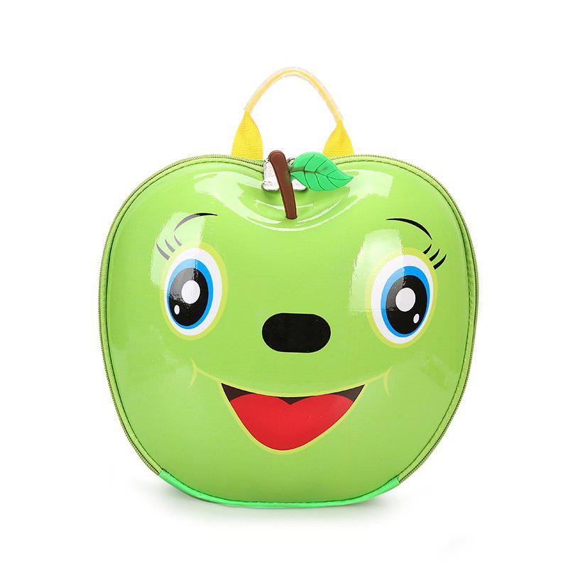 Latest Apple Bag Size Class Kindergarten Children Egg Shell Cute Cartoon Baby Backpack