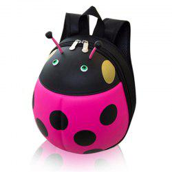 Enfants Pack École maternelle Girl Pupils Sac à dos Beetle Hard Shell Bag -