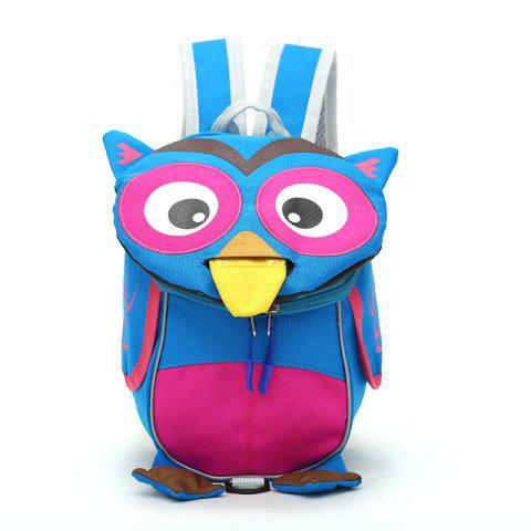 Outfit Children's Cartoon Owl Small Backpack Anti Japan Kindergarten Children Lost Bag