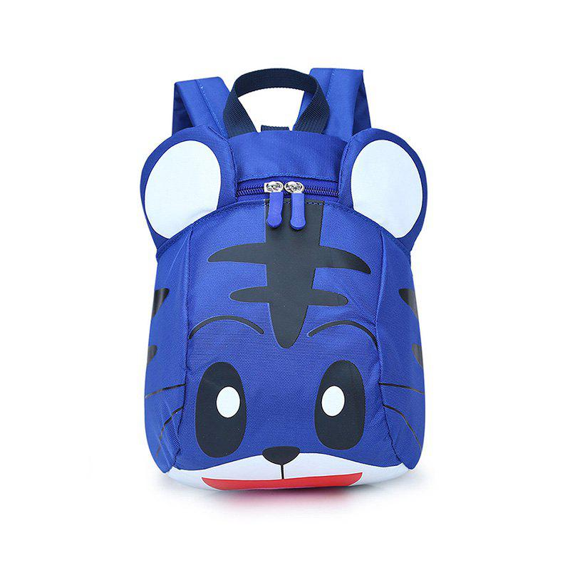 Best Fashionable Baby Tiger Nursery School Children'sDouble Shoulder Bag