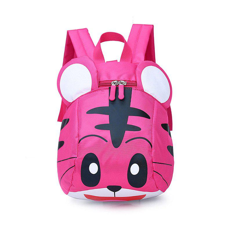 Latest Fashionable Baby Tiger Nursery School Children'sDouble Shoulder Bag
