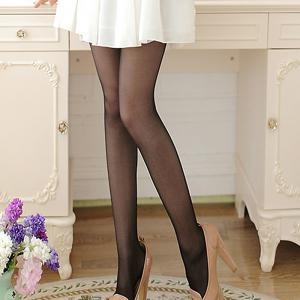 Summer Ultra Thin Mosquito Proof Core Silk Tights Stock -