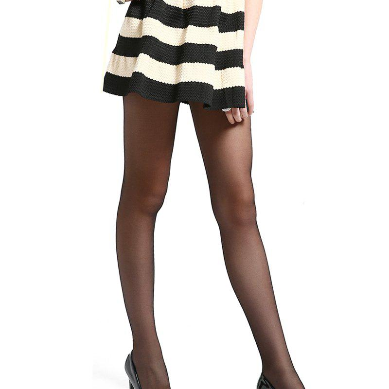 Buy Summer Ultra Thin Mosquito Proof Core Silk Tights Stock