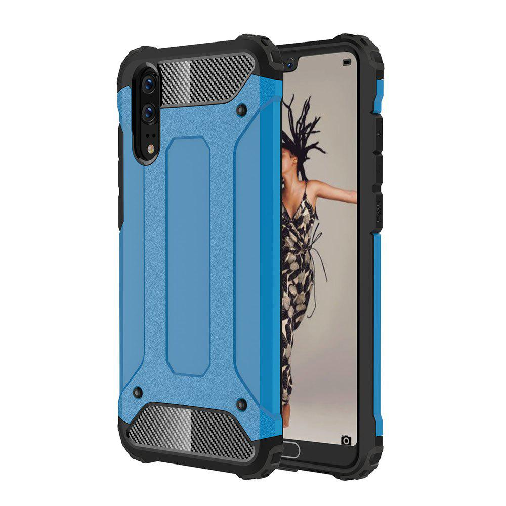 New Armor Case for Huawei P20 Shockproof Protective Back Cover