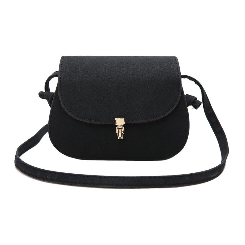 Latest Fashion Shoulder Satchel   Tassel Saddle Bag