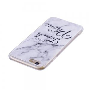 Fashion Marble Phone Case for iphone 6/6S Soft TPU Cover Fundas Case -