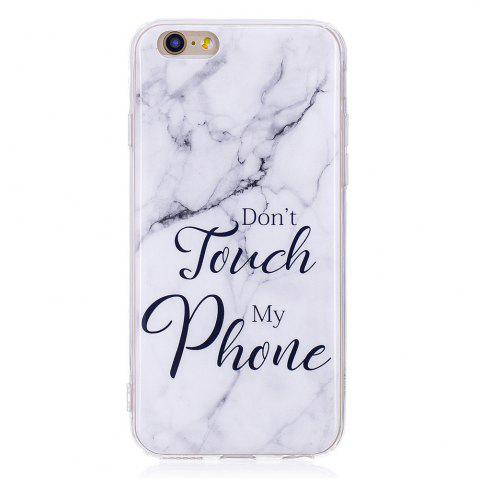 Affordable Fashion Marble Phone Case for iphone 6/6S Soft TPU Cover Fundas Case