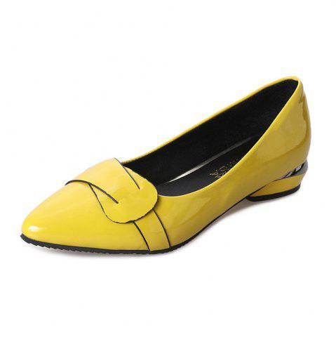 Shops Shallow Mouthed Shingle Professional Women's Shoes