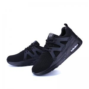 ZEACAVA Новые мужские бегуны Breathable Mesh Sneakers Outdoor Sport Shoes -