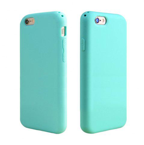 Affordable Solid Color Matte TPU Phone Ultra-thin Protection Cover Shell for iPhone 7 iPhone 8 4.5 inch