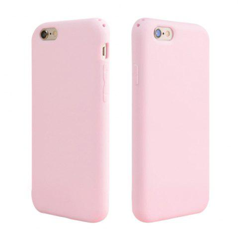 Online Solid Color Matte TPU Phone Ultra-thin Protection Cover Shell for iPhone 7 iPhone 8 4.5 inch