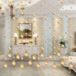 32 Cut Pearl Living Room Partition Porch Crystal Beads Curtain -