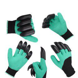 Garden Gloves Gloves With Claws for Digging and Planting -