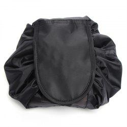 Portable Makeup Drawstring Storage Magic Travel Pouch Cosmetic Bag -