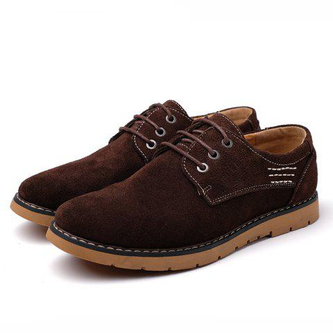 Buy New Cowhide Fashion Sport Men's Casual Shoes