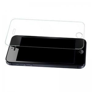 PET Front Screen Protector High Definition With Packaging for iPhone 4 / 4S -