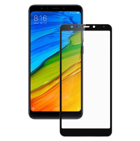 Trendy Screen Protector for Xiaomi Redmi 5 Plus HD 3D Full Coverage High Clear Premium Tempered Glass