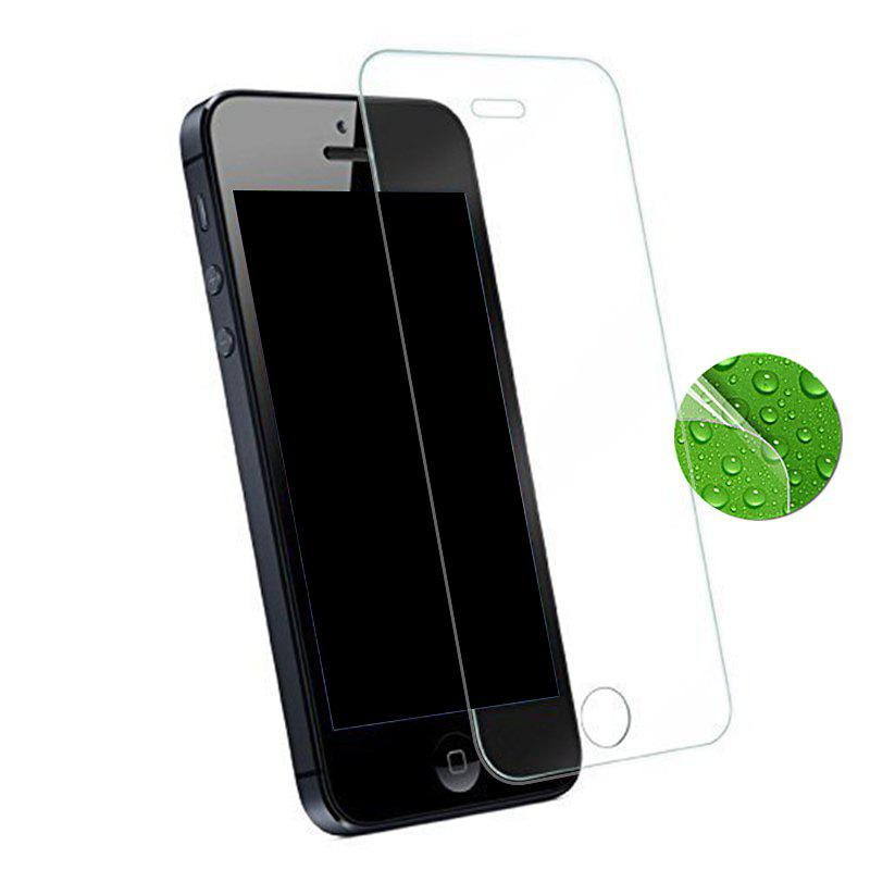 Fashion PET Front Screen Protector High Definition With Packaging for iPhone 4 / 4S