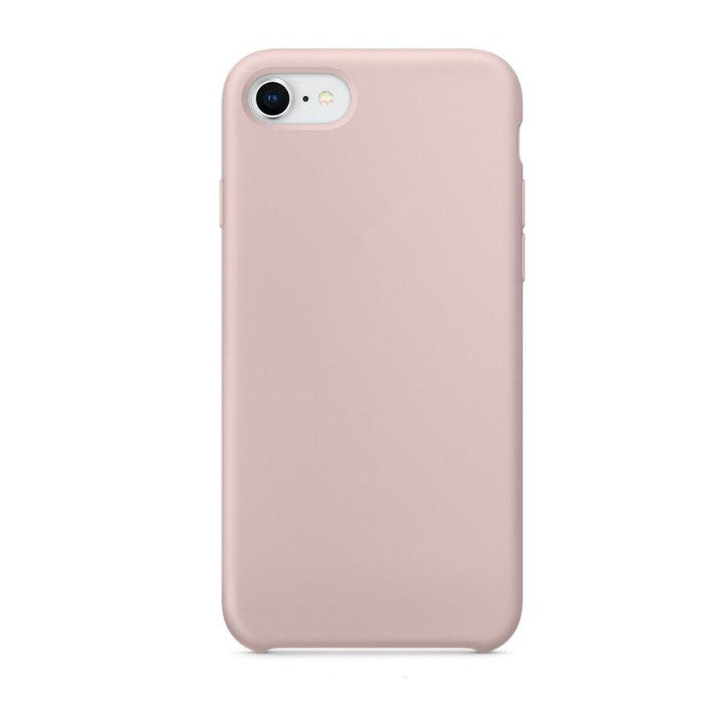 New Case for iPhone 8  / 7 Silica Gel Shell