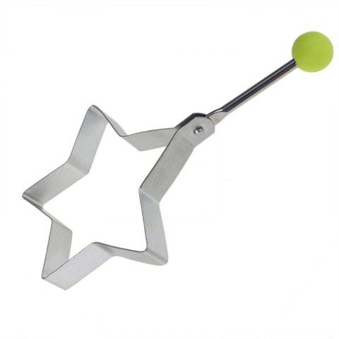 Cheap Stainless Steel Fry Eggs Star Type Pancakes for Breakfast in The Kitchen