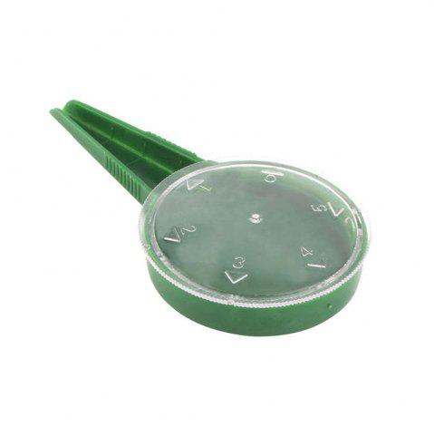 Shop Adjustable Seeder Sowing Garden Funnel Meter Agricultural Tools