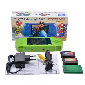 Great Gift for Christmas PVP3000 2.8 Inch Game Console Great Gift for Family and Friends -