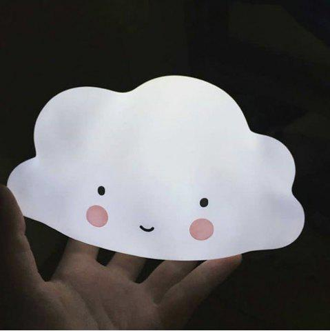 Shop Cloud Smile Face LED Night Light Baby Bedroom Decor Lamps Sleeping Lighting Children Gifts Toys