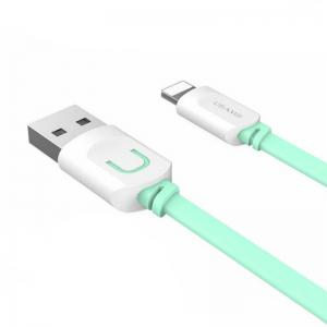 USAMS SJ007 2.1A Fast Charging Cable 0.25m for iPhone 8 / 7 / 6 -