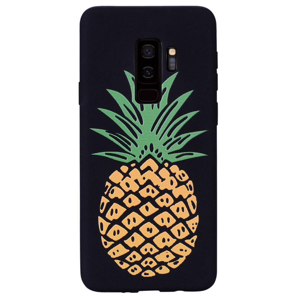 Buy Case for Samsung Galaxy S9PLUS  Pineapple Soft TPU Phone Protector