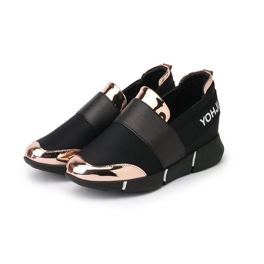 Панель PU Low Top Slip On Sneakers