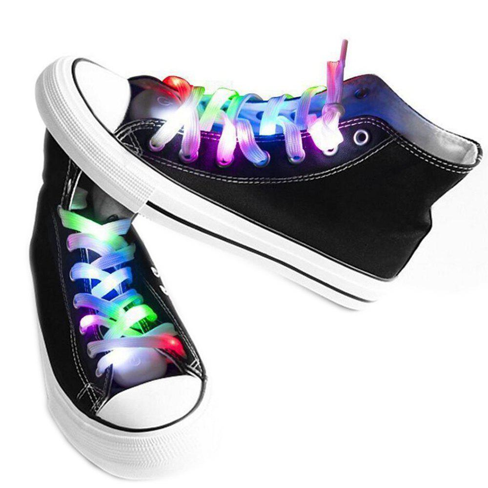 Outfit LED Shoelaces for Party Dancing Hip Pop Running Decorations