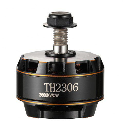 Online EVERWING 2306 TH2306 2600KV 3 - 5S Brushless Motor for GT215 X220 250 RC Racing Drone