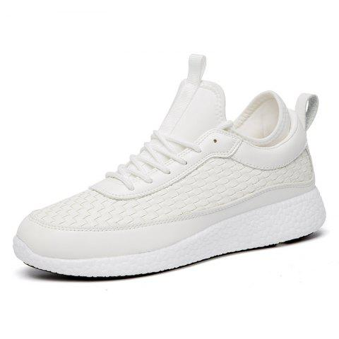 Store Breathable Lace Up FlatsSneakers Athletic Outdoor Casual Running Shoes