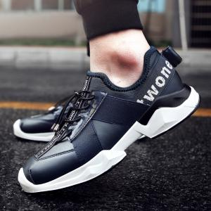 Breathable Mesh Shoes Men Running Comfort Hiking Lace Up FlatsSneakers -