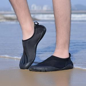 Lightweight Swimming Breathable Shoes Men Beach Shoes Comfort FlatsSneakers -