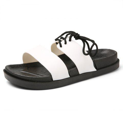Cheap Summer Leisure Slippers for Lovers
