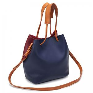 Saint Inna Lash Female Satchel Tassel Simple Shoulder Bag Handbag -