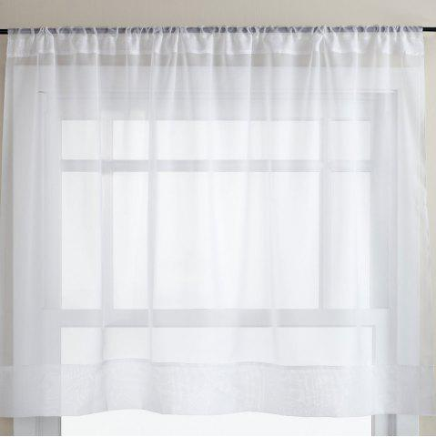 Unique Stylish Solid Shade Home Curtains