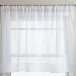 Stylish Solid Shade Home Curtains -